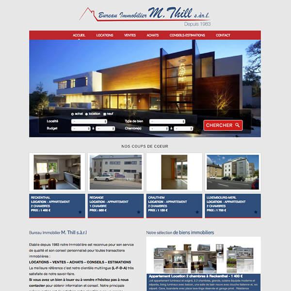 Bureau Immobilier Thill