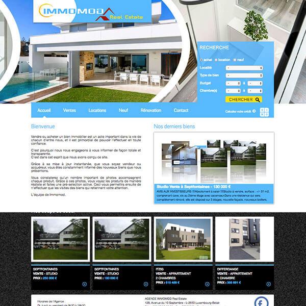 ImmoMod Real Estate