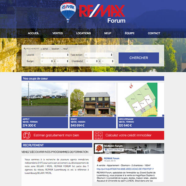 Remax Forum