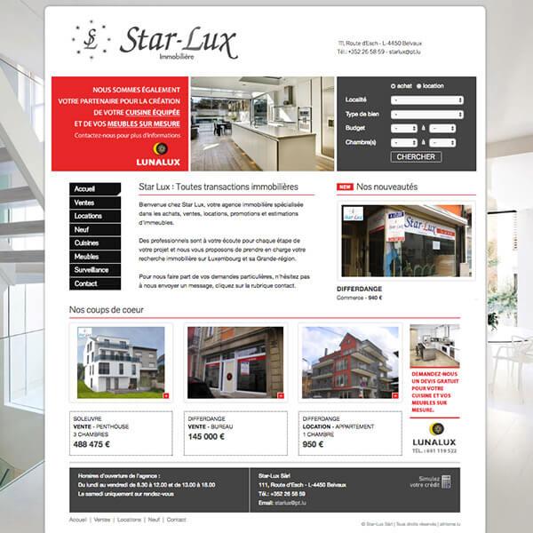Star-Lux Immobilière